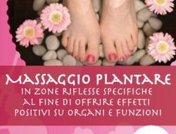 Pedicure con Massaggio di Riflessologia Plantare